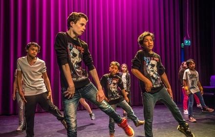 Jongeren Informatie Punt - Polderparade - Pier K